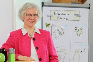 Karin Beckendorff Trainerin und langjähriger Coach